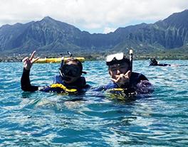 꿈같았던 하와이 허니문이 벌써 추억이 되었네요