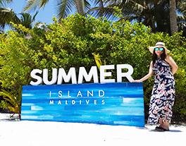 환상의섬 몰디브에서 5박8일